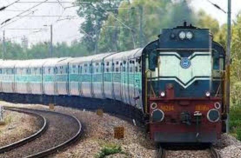 रेलवे ने दो त्योहार स्पेशल ट्रेनों का किया विस्तार