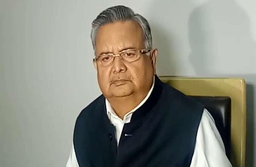 बिहार के चारा घोटाले की तर्ज पर प्रदेश में गोबर घोटाले की भूमिका हो रही तैयार- डॉ. रमन