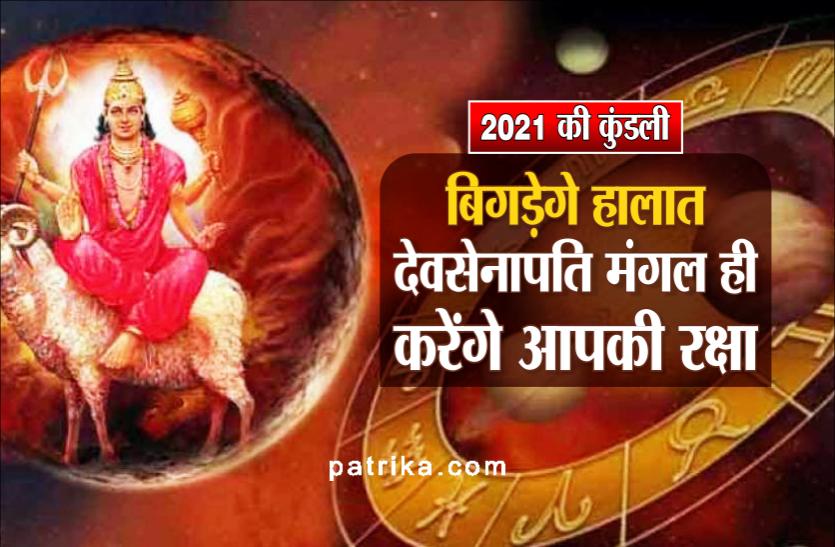 2021 में हनुमान भक्तों को होगा खास फायदा, जानिये नए साल का हनुमान जी से संबंध