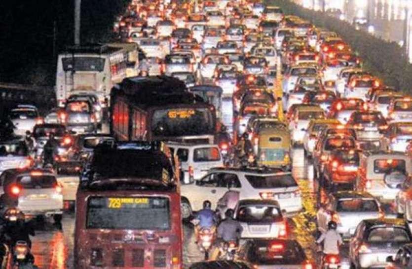 किसान आंदोलन: परेशान हो रहे वाहन चालक, दिल्ली जाने-आने के लिए वैकल्पिक मार्ग का करें इस्तेमाल