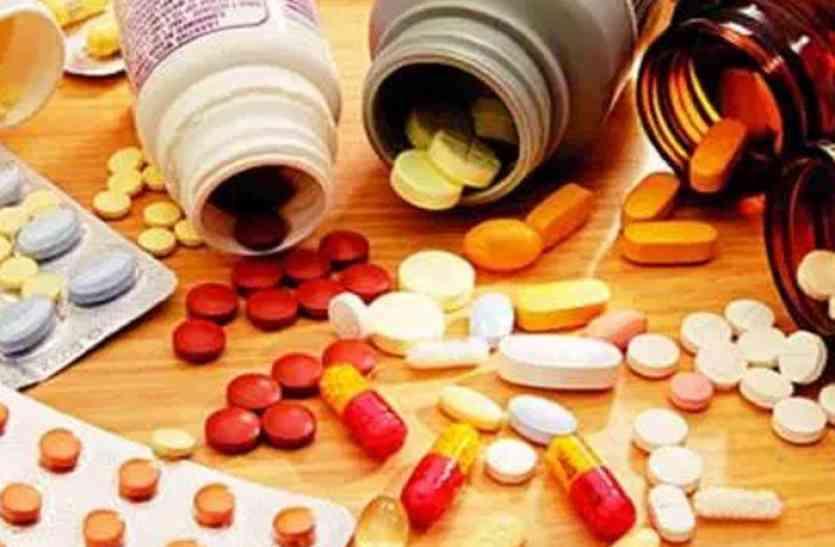 गुजरात से नशीली दवाइयां हो रही सप्लाई