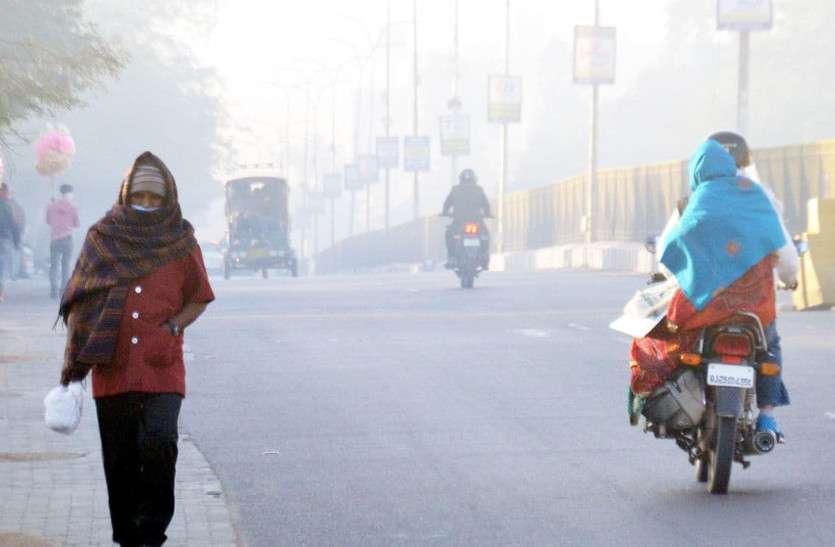 राजस्थान मौसमः फतेहपुर माइनस 2.6, माउंट आबू माइनस दो, 13 जगहों पर पारा पांच डिग्री से कम