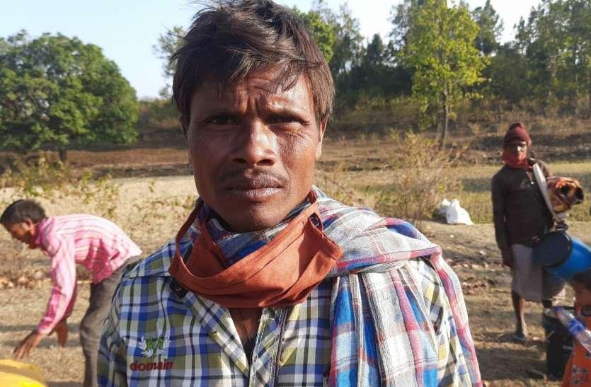 विवश बैगा परिवार: गांव में नहीं बिजली, पानी और सडक़ की सुविधा, मूलभूत सुविधाओं को तरस रहे ग्रामीण