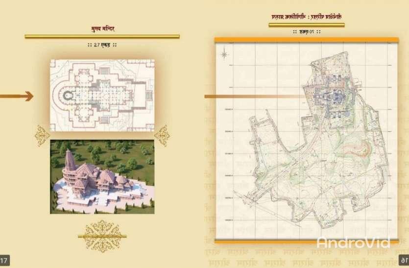 एक्सक्लूसिव : जानिए रामजन्मभूमि परिसर व मंदिर निर्माण की पूरी जानकारी