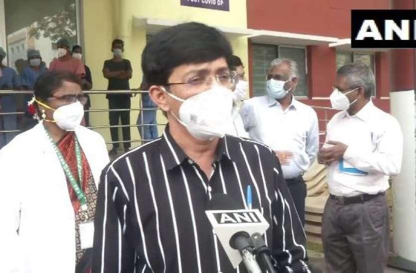 तमिलनाडु में मिला कोरोना के नए स्ट्रेन का मरीज, आइसोलेशन में रखा गया