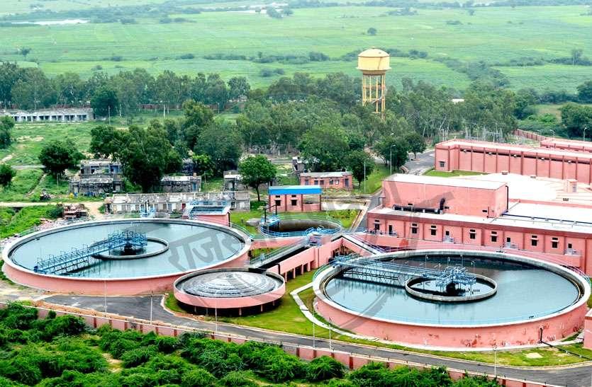 आठ लाख लोगों की प्यास बुझा रहा राजमहल फिल्टर प्लांट