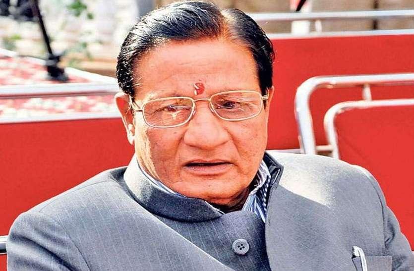 मंत्री शांति धारीवाल का हुआ ऑपरेशन, हार्ट से दो ब्लॉकेज निकाले