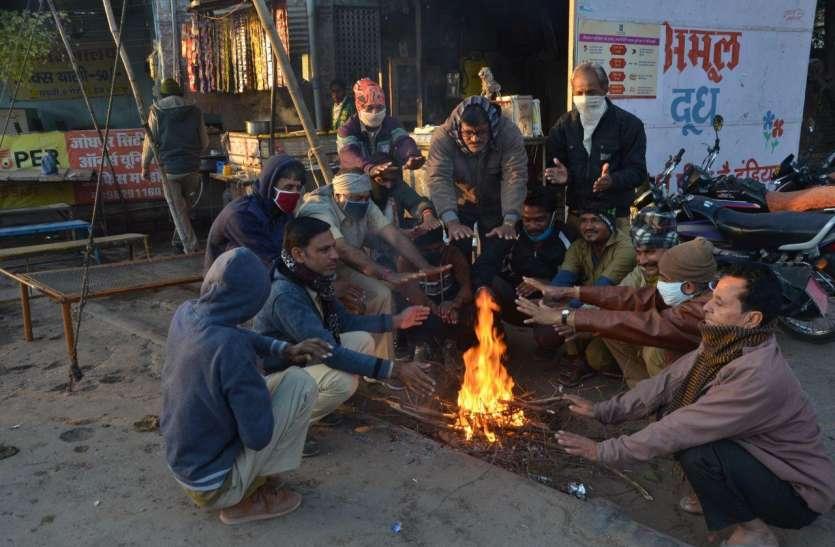 जोधपुर में पारा 5.7 डिग्री, कल से मिलेगी सर्दी से राहत