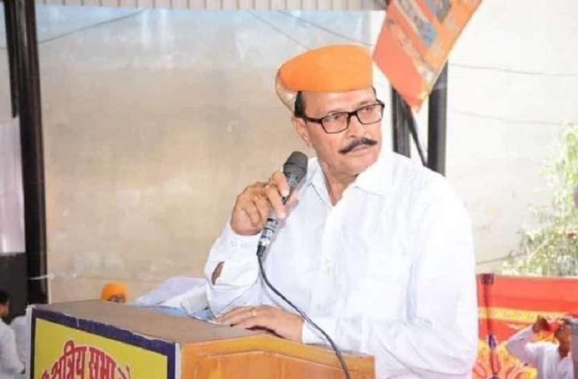 अब वरिष्ठ नेता भूपेन्द्र सिंह शक्तावत की भाजपा में घर वापसी, 2008 में बगावत कर दिया था झटका