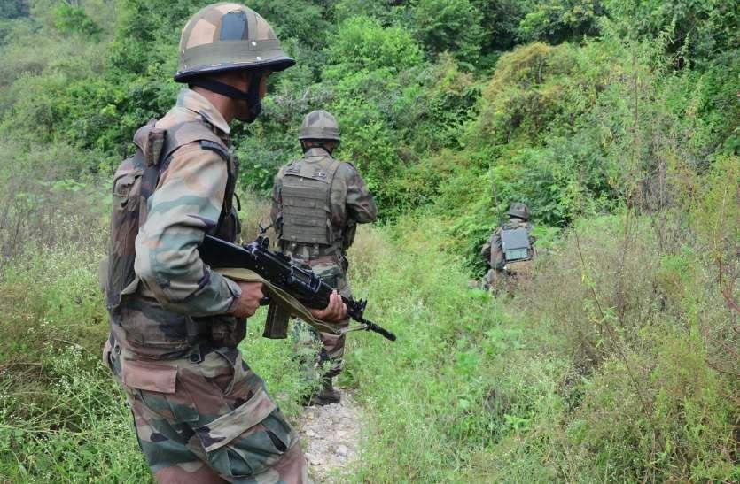 जम्मू एवं कश्मीर में पहरेदार ने चेतावनी के बाद की फायरिंग, सीआरपीएफ जवान घायल