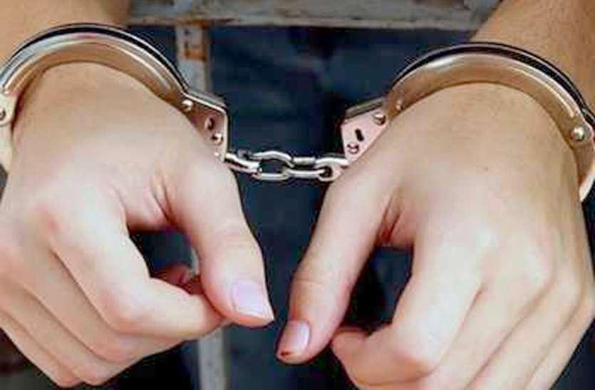चेन झपटने वाले ईरानी गिरोह के तीन गिरफ्तार