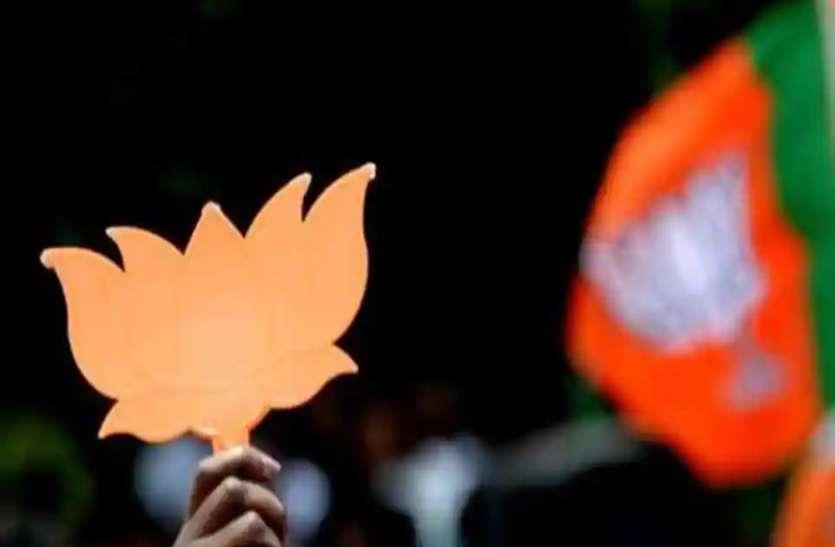 यूपी ग्राम पंचायत चुनाव 2020 : पंचायत चुनाव में सिर्फ इनको ही टिकट देगी भाजपा
