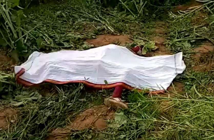 अलवरः पुलिस: बाल अपचारी तांत्रिक ने की हत्या, परिजनः ये नरबलि...जांच नहीं तो सामूहिक आत्महत्या