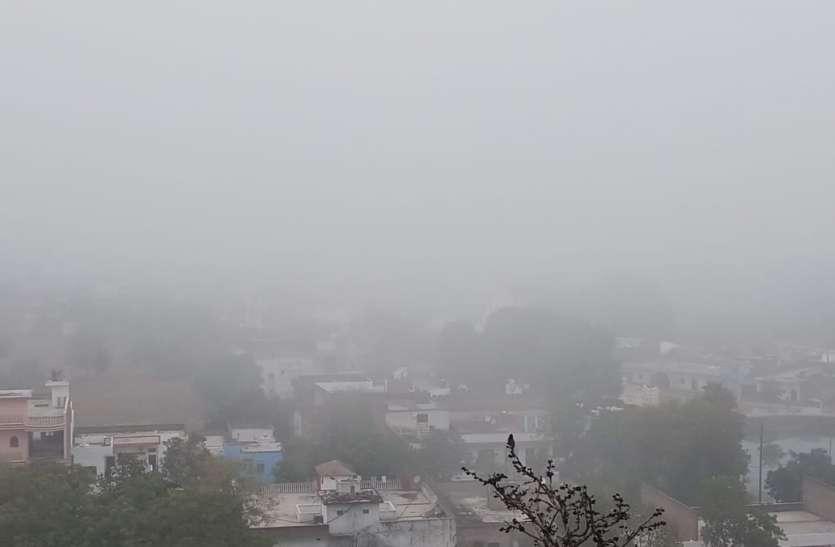 उत्तर से आने वाली हवाओं की रफ्तार बढ़ी, अब जिले में शीतलहर का अलर्ट