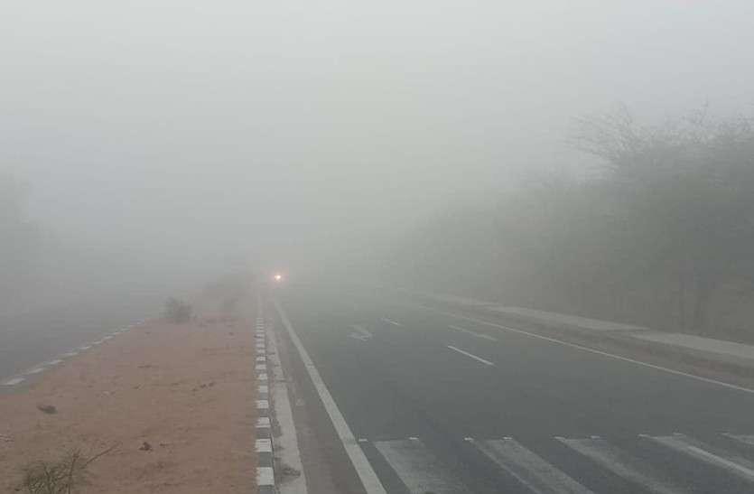 राजस्थान में सर्दी के तेवर तीखे, चूरू ने तोड़ा 46 साल का दिसंबर का रिकॉर्ड, बारिश की संभावना