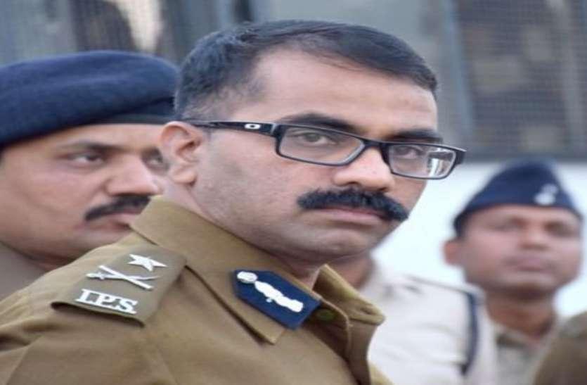 आईजी दीपांशु काबरा का तबादला, उनकी जगह डांगी पदभार संभालेंगे