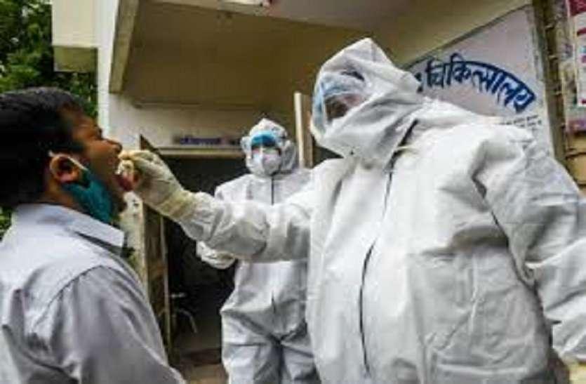 जयपुर में कोरोना के नए मरीजों की संख्या फिर बढ़ी