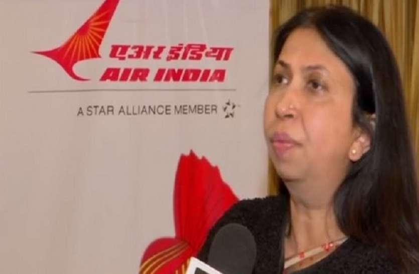 एयर इंडिया की 'पायलट' बनेंगी मीनाक्षी!