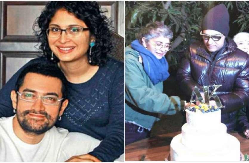 वेडिंग एनिवर्सरी पर पत्नी Kiran Rao पर Aamir Khan ने लुटाया खूब प्यार, बीवी के लिए गाया 'तुम बिन जाऊं कहां...'