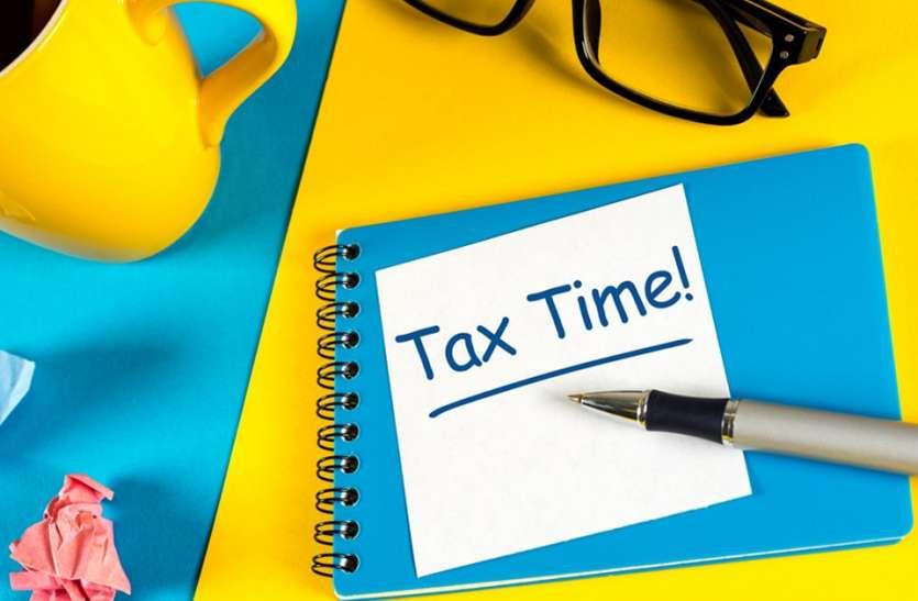 टैक्सपेयर्स को बड़ी राहत, इनकम टैक्स और जीएसटी रिटर्न भरने की डेट आगे बढ़ी