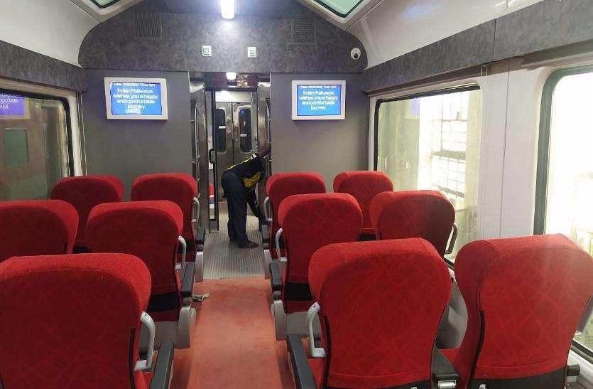 ट्रेन में बैठे-बैठे यात्री देख सकेंगे स्टेच्यू ऑफ यूनिटी का नजारा