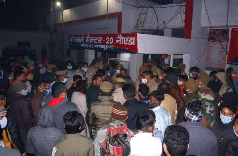 RSS के सह कार्यवाहक पर तलवार के हमला, कार्यकर्ताओं ने जमकर काटा बवाल, तीन हिरासत में