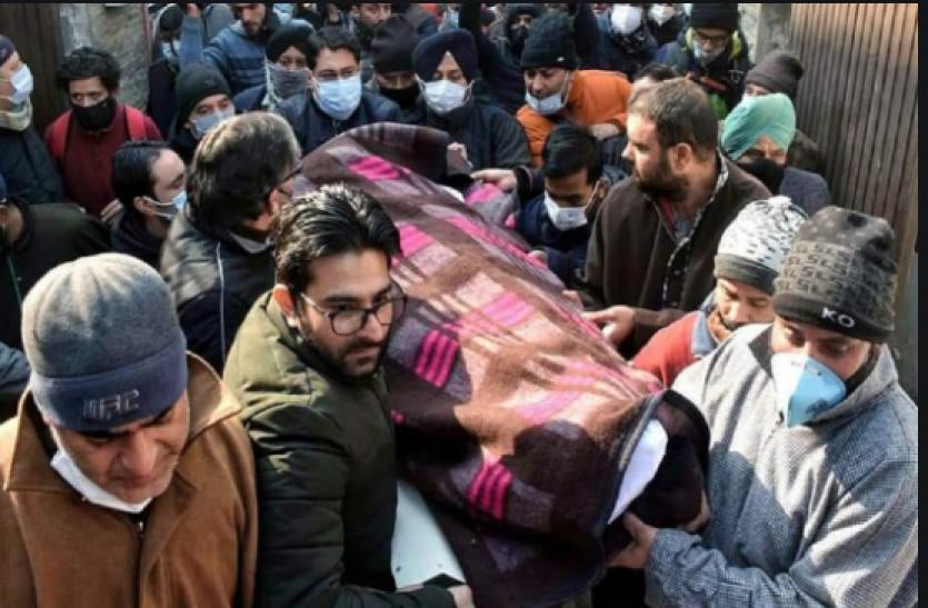 Jammu-Kashmir : केंद्र के नए नियमों के तहत घाटी के निवासी बने पंजाबी ज्वेलर सतपाल की हत्या