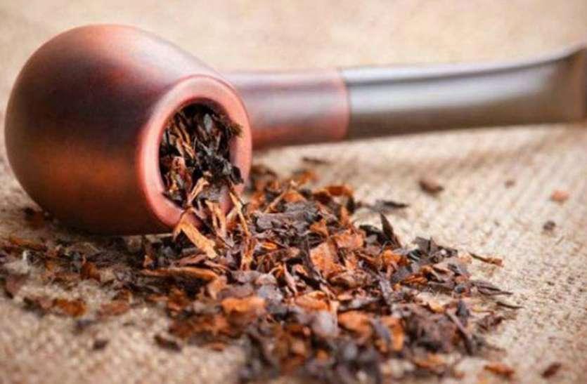 तंबाकू से हर साल 13 लाख भारतीयों की मौत, टैक्स का वार हो तो मिलें 49 हजार करोड़