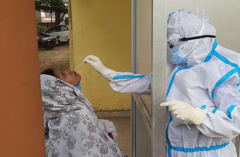 जिला में कोरोना से अब तक 23 हजार से अधिक लोग हुए संक्रमित, 572 की गई जान