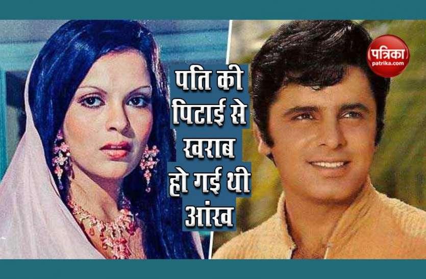 संजय खान ने अपनी ही पत्नी की भरी महफिल में की थी पिटाई, खून से लथपथ हो गई थी एक्ट्रेस, टूट गया था जबड़ा