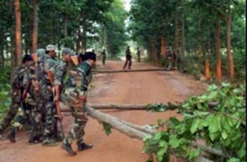 आतंकवाद और माओवाद से प्रभावित जिले में आई कमी, 161 में से झारखंड के 22 जिले