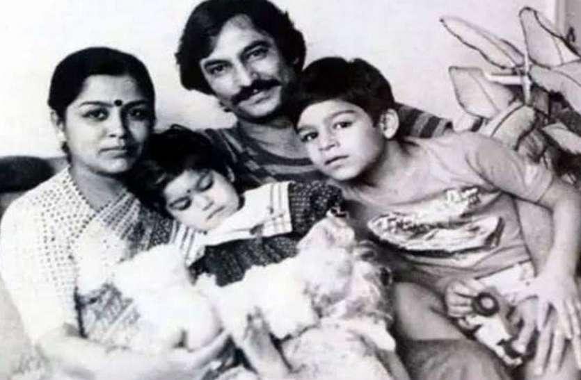 Vivek Oberoi ने परिवार के साथ बचपन की तस्वीर की शेयर, बोले- पापा की गोद सबसे आनंदमय जगह है