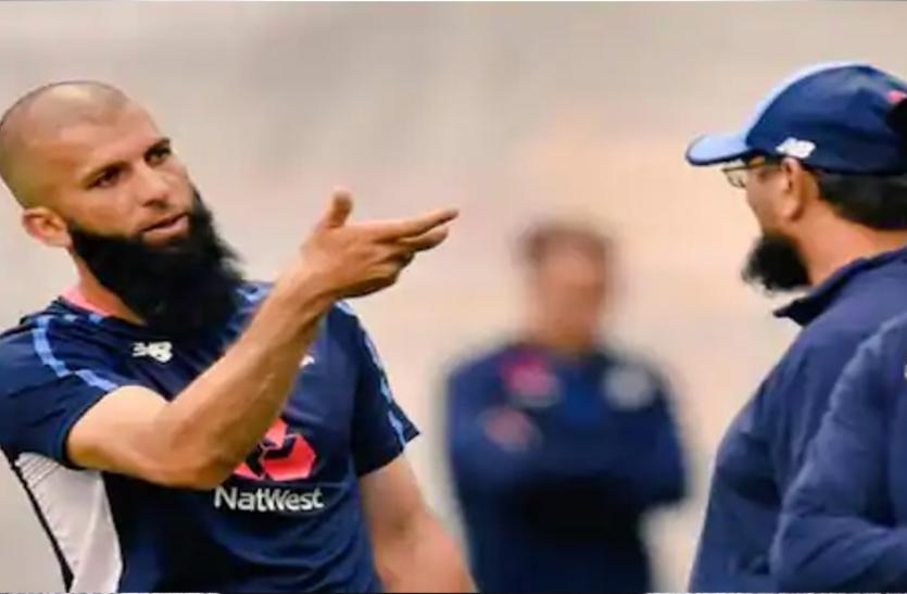 ENG VS SL: श्रीलंका पहुंचते ही कोरोना संक्रमित पाए गए मोइन अली