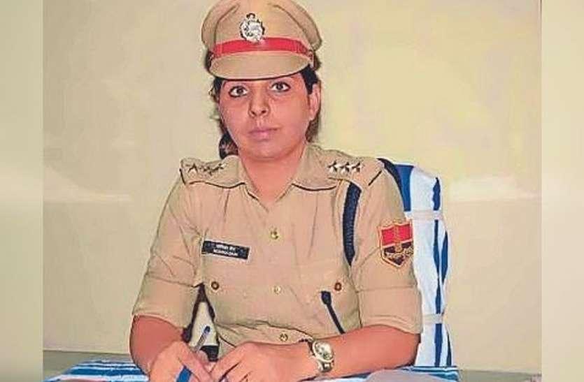 जोधपुर में एक और आइपीएस, मोनिका सेन डीसीपी अपराध