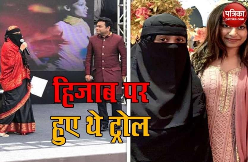 बेटी के हिजाब पहनने AR Rahman पर लगा था दबाव बनाने का आरोप, इस तरह दिया था जवाब