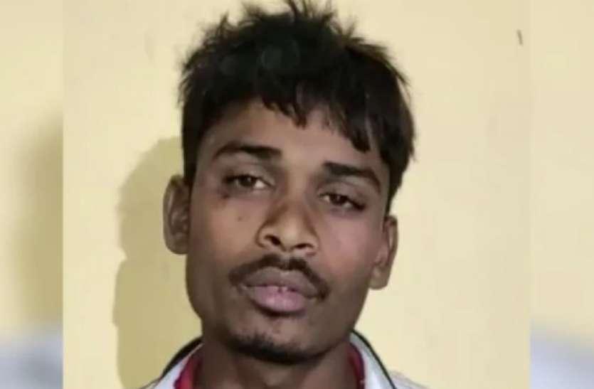 चोरी करने से मना करने पर बेटे ने मां के सिर में डंडा मारकर की हत्या