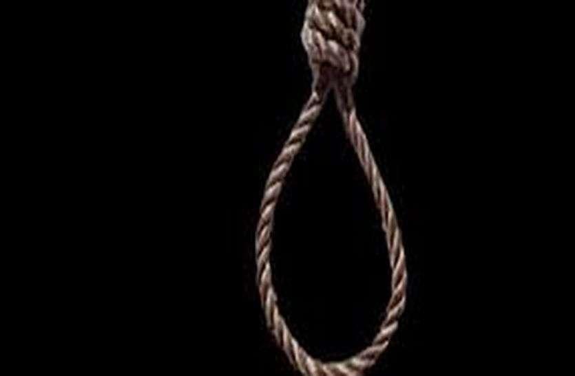बड़ी खबर: तीन महीने की मासूम बेटी की हत्या कर फांसी पर झूली मां