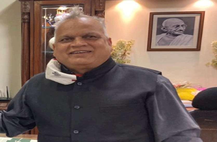 राजस्थान में बलात्कार की जांच अब 117 दिन में हो रही पूरीः मुख्य सचिव निरंजन आर्य