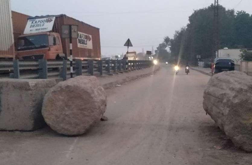 बजरी परिवहन रास्ते चिन्हित करने को पुलिस ने फिर संभाली कमान