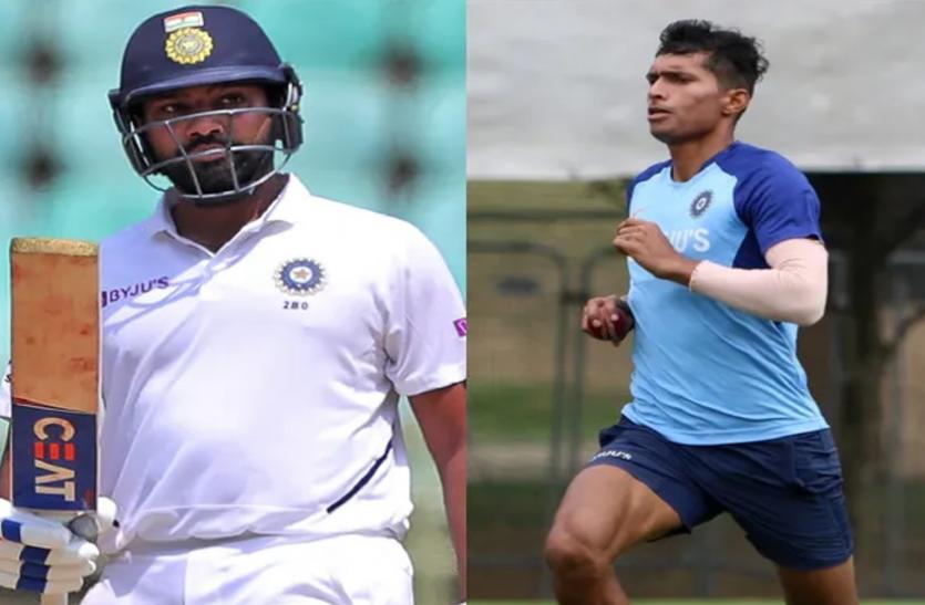 सिडनी टेस्ट में खेलेंगे प्रोटोकॉल विवाद में फंसे 4 खिलाड़ी, रोहित और गिल करेंगे ओपनिंग, सैनी का डेब्यू मैच