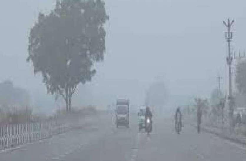 मकर संक्रांति से बढ़ेगी ठंड, आज हो सकती है तेज बारिश