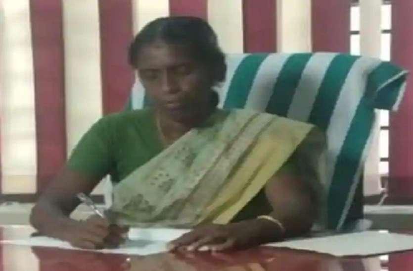 Kerala जिस दफ्तर में १० साल तक झाडू लगाया, कुर्सी साफ की, वहीं बन गई सरपंच