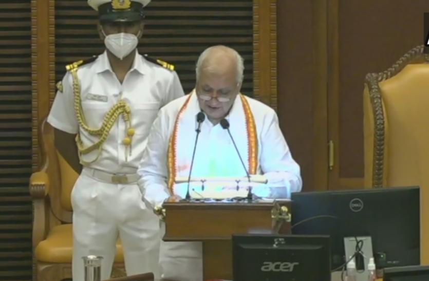 Kerala : विधानसभा में यूडीएफ ने राज्यपाल के अभिभाषण किया विरोध, सीएम से की पद छोड़ने की मांग