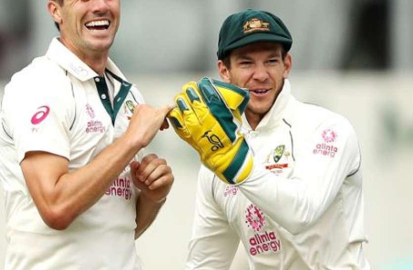 Ind Vs Aus Test: दूसरे दिन का खेल समाप्त, दो विकेट के नुकसान पर 96 के स्कोर पर टीम इंडिया