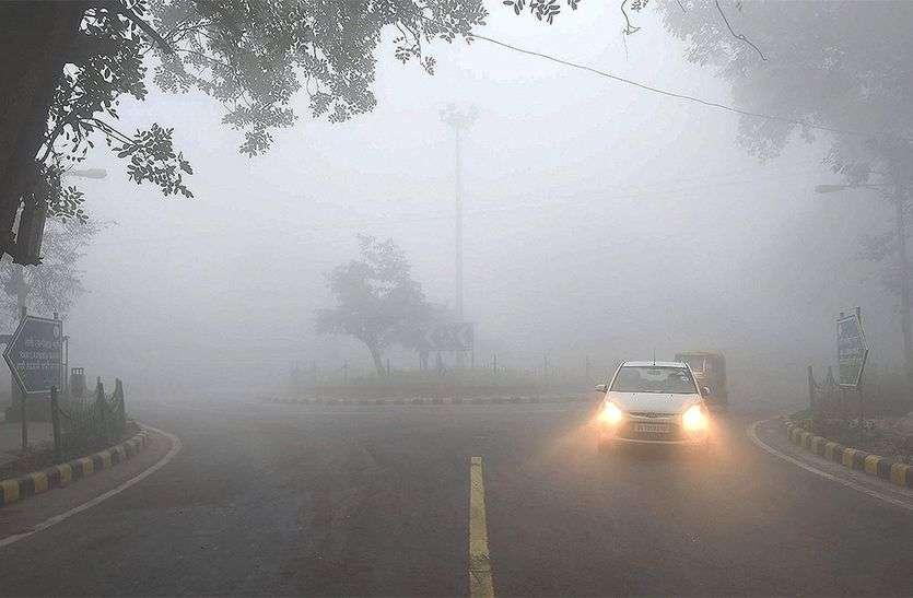 राजस्थान में सर्दी का सितम जारी, प्रदेश के 15 जिलों में कोल्ड वेव की चेतावनी