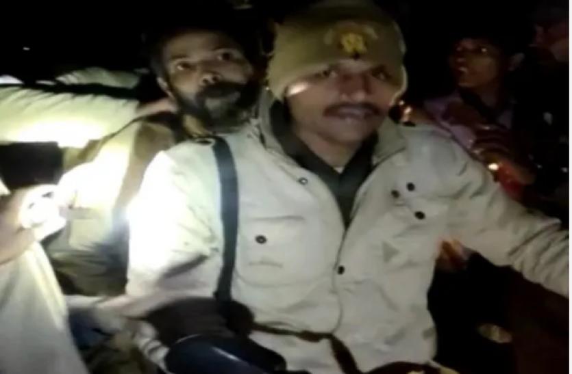 बदायूं रेप केस : हत्या का मुख्य आरोपी सत्यनारायण गिरफ्तार, पूछताछ जारी