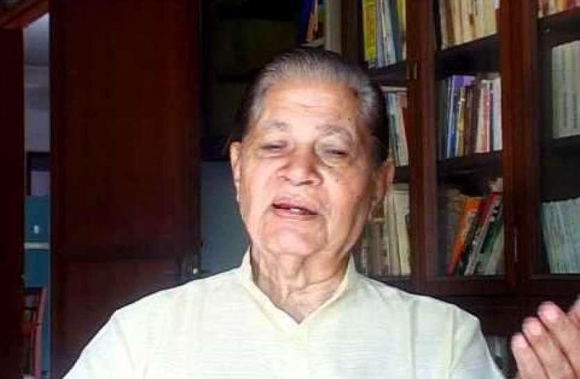 कांग्रेस नेता और गुजरात के पूर्व सीएम Madhav Singh Solanki का 94 की उम्र में निधन, पीएम मोदी और राहुल गांधी ने जताया शोक