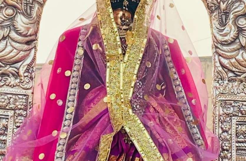 माँ गोदम्मा जी का 5 दिवसीय विवाहोत्सव हुआ शुरू