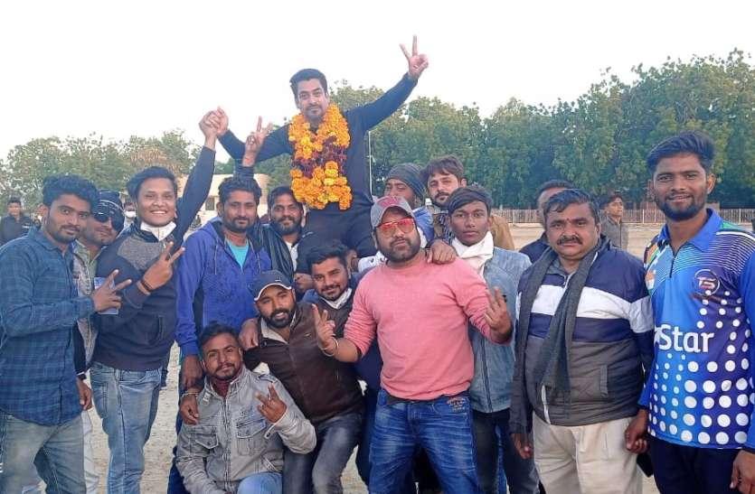 रतन रॉयल क्लब बाड़मेर बनी विजेता, समापन समारोह आज