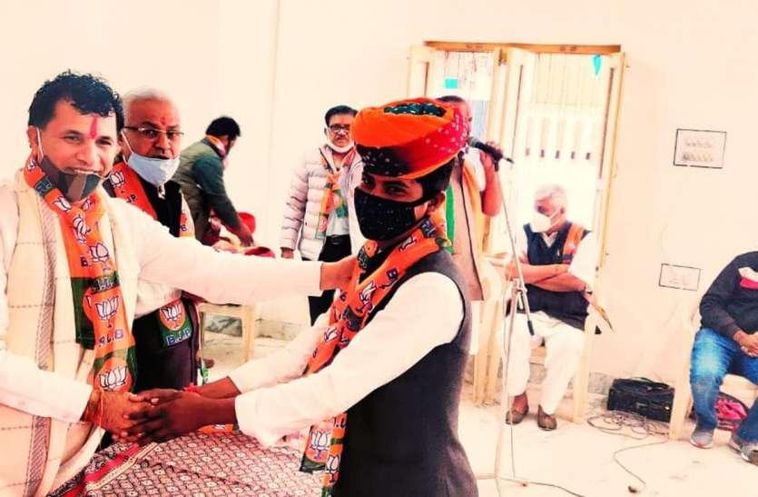 मैं किसी गुट का नहीं भाजपा का कार्यकर्ता- केन्द्रीय मंत्री